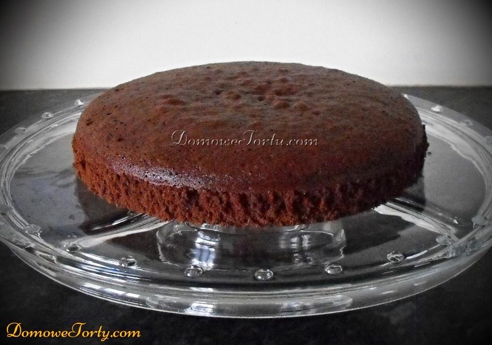 Bezglutenowy biszkopcik czekoladowy