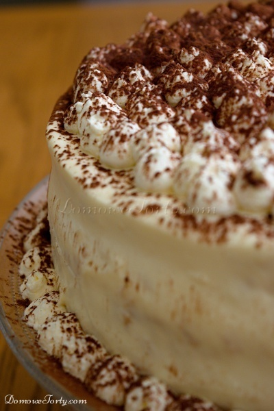 DomoweTorty;tiramisu;tort