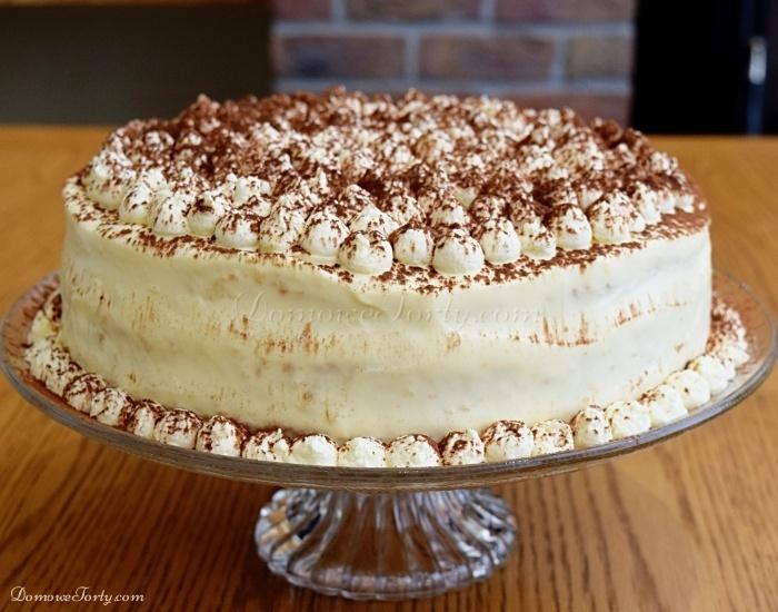 Keywords: DomoweTorty;tiramisu;tort
