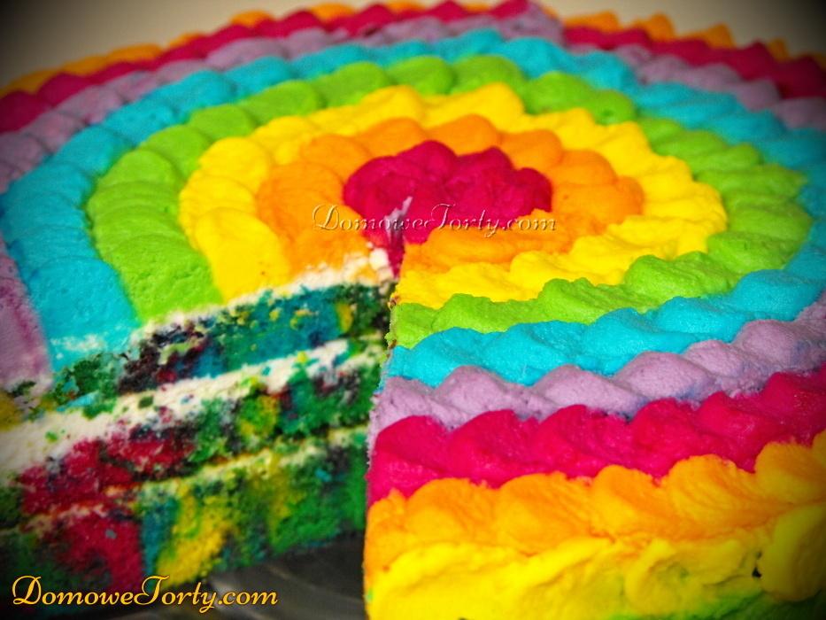 Tort Teczowy