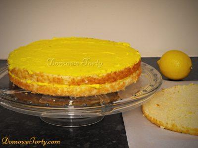 DomoweTorty - Tort cytrynowy