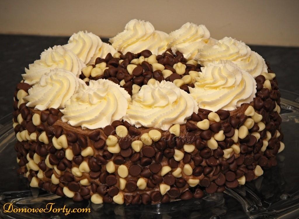 Tort wyjatkowo czekoladowy