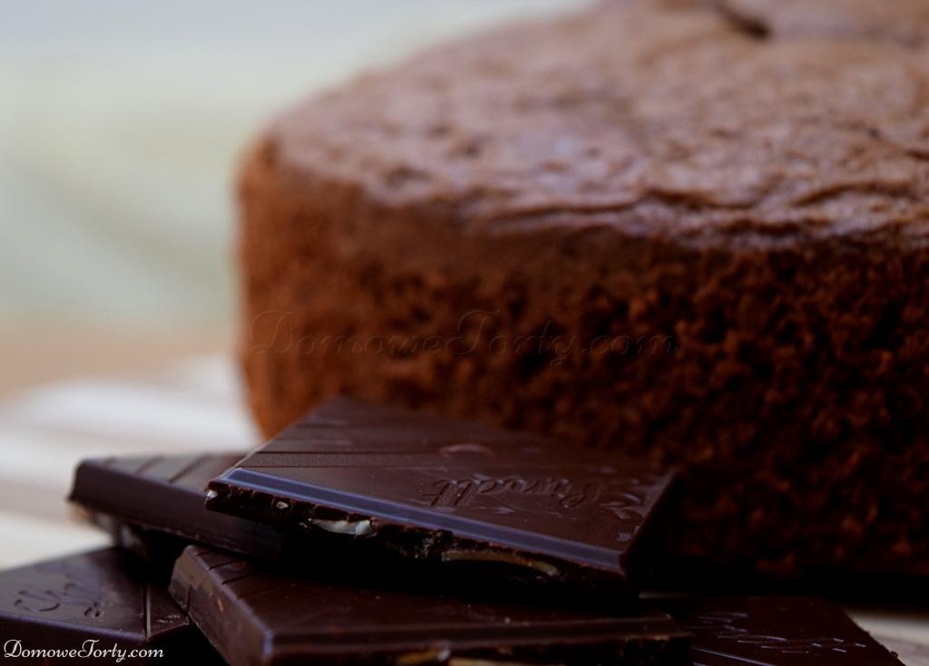 DomoweTorty - Biszkopt czekoladowy