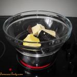 Czekoada z maslem - kapiel