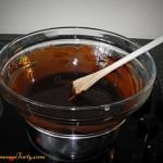 Czekolada z maslem - kapiel