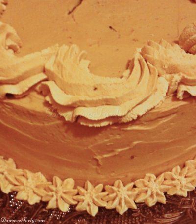 DomoweTorty - Tort cappuccino