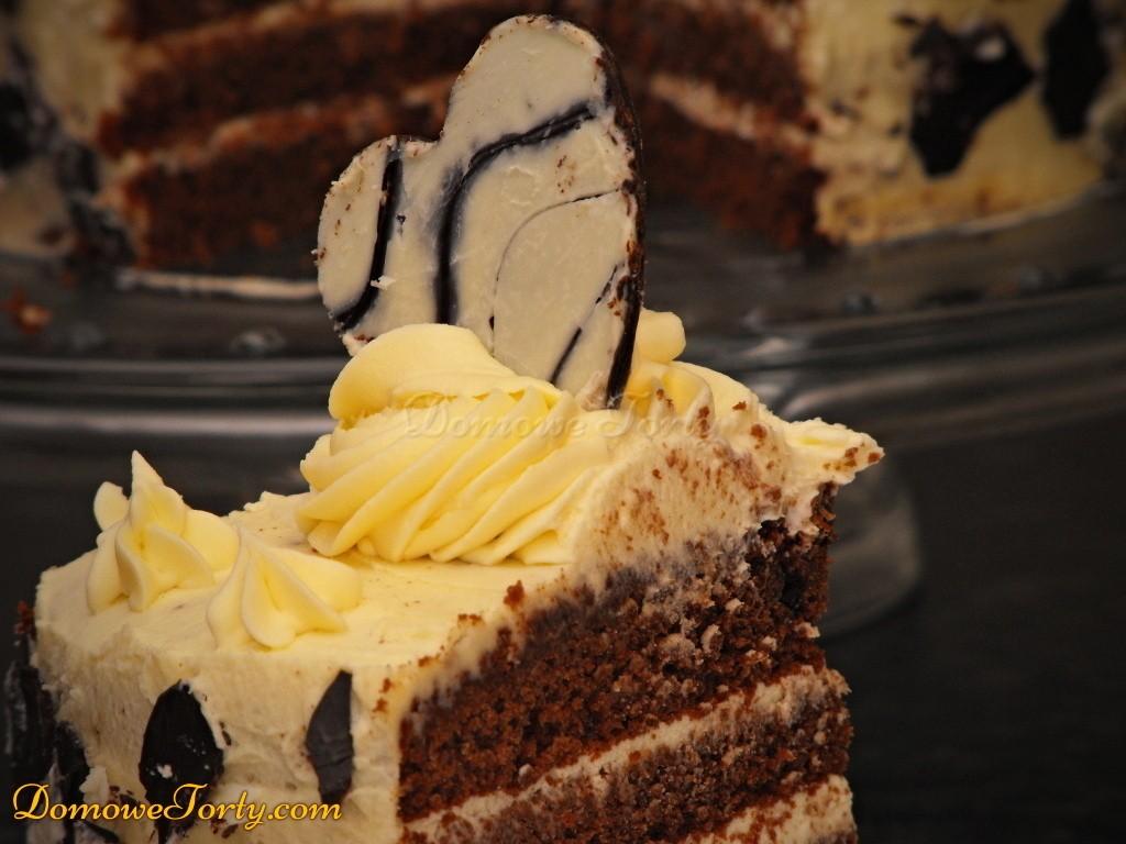 Tort zebra