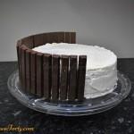 Tort czekoladowy - prezent