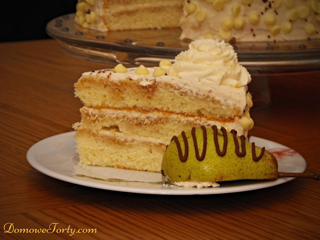 Tort gruszkowy