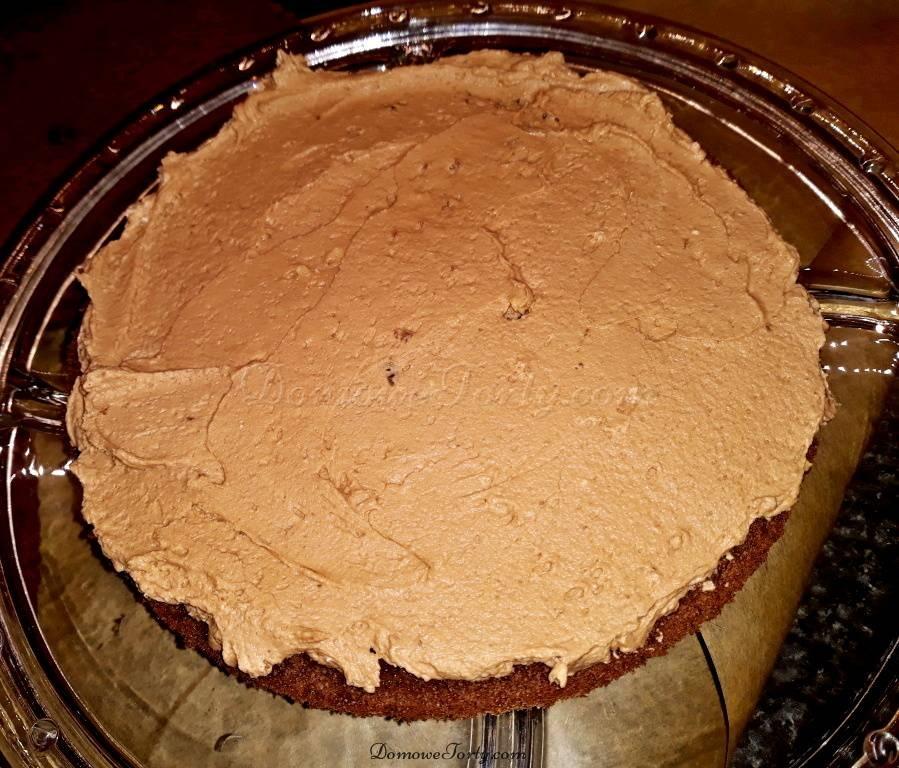 DomoweTorty - Tort ala Ferrero Rocher