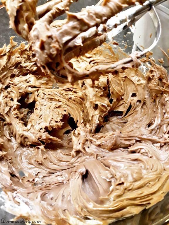 DomoweTorty - krem ala Ferrero Rocher