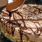 Torcik czekoladowy - przez DomoweTorty.com