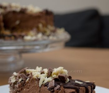 Torcik czekoladowy bez pieczenia