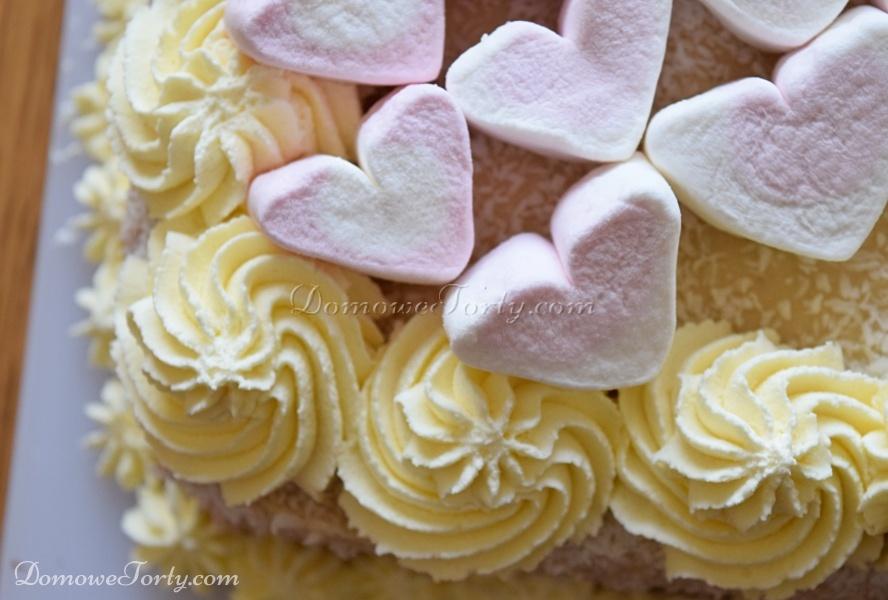 Tort chalwowy - wykonany przez DomoweTorty.com