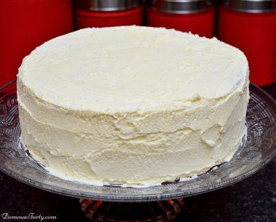 DomoweTorty - Czekoladowy tort z Kinder Bueno