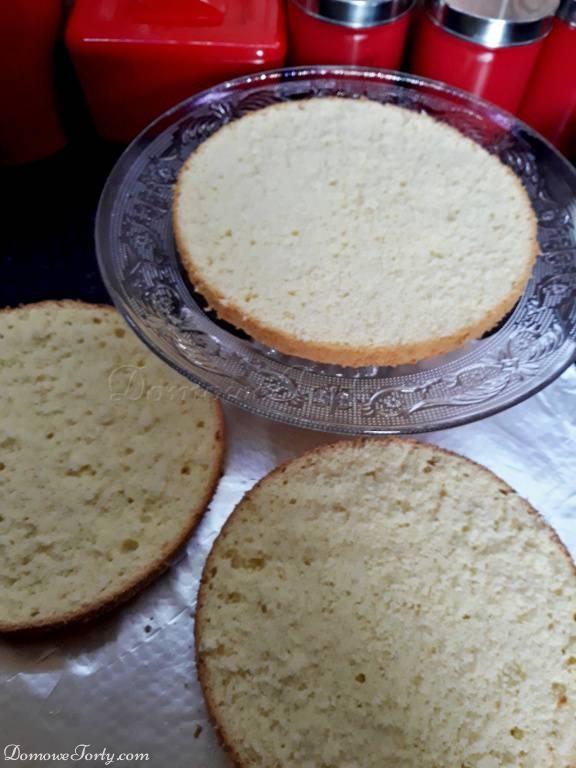 DomoweTorty - Tort z truskawkami